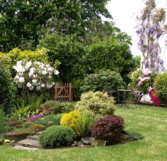 Little Etherton Garden