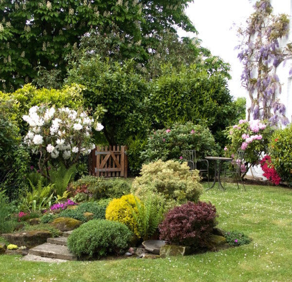 Little Etherton Garden