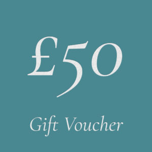 £50 Gift Voucher for Watercolour Lessons by Julie King