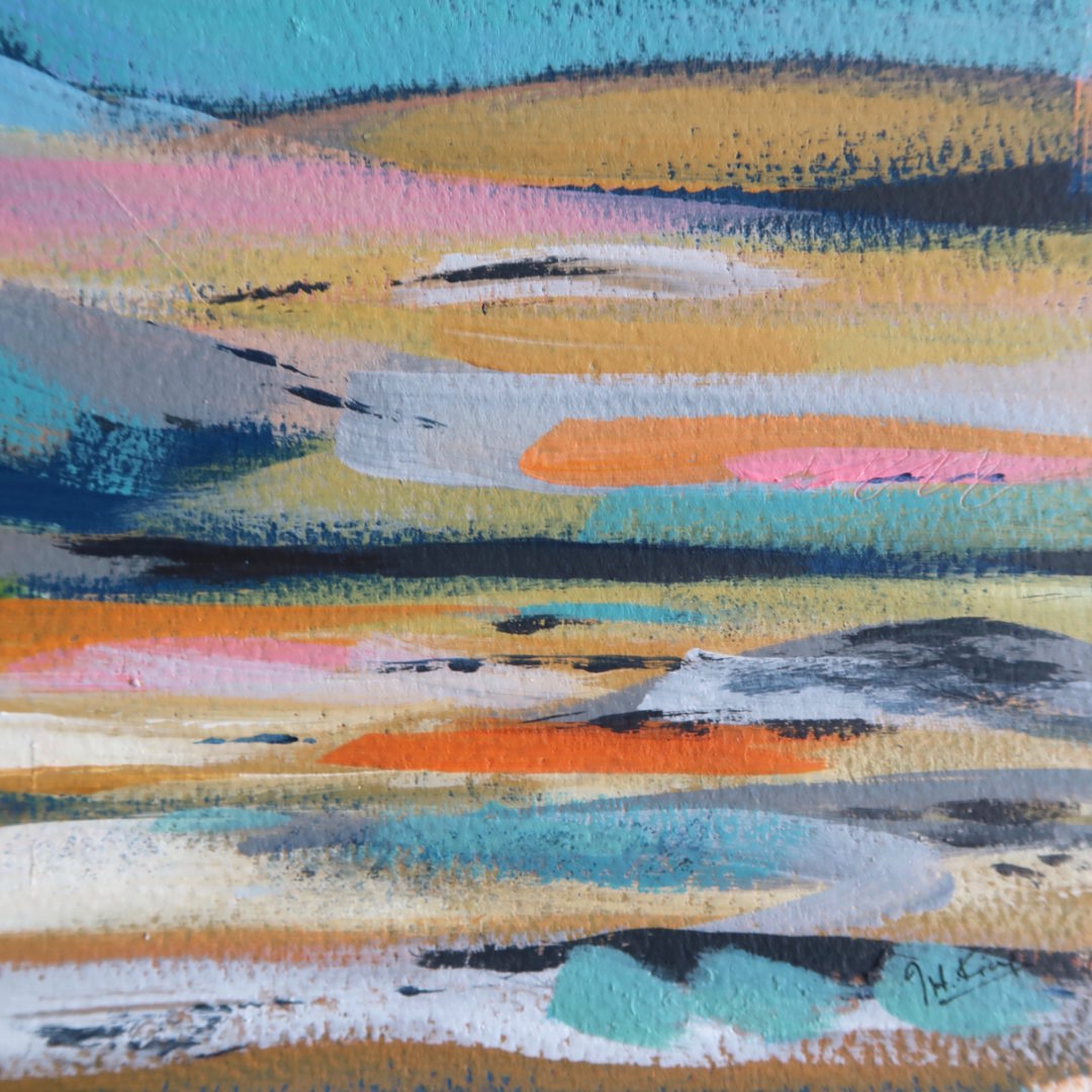 A print by Julie King