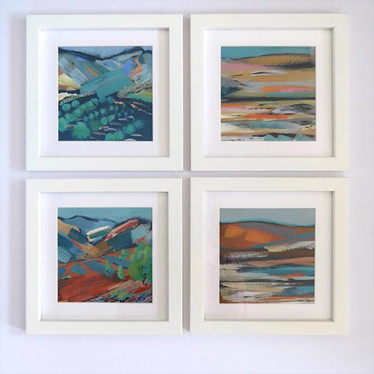Prints by Julie King